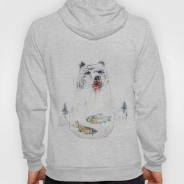 their life is not wild! Hoody