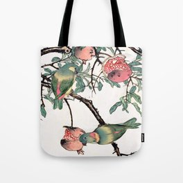VIDA Tote Bag - HUMMINGBIRD COLLECTION by VIDA