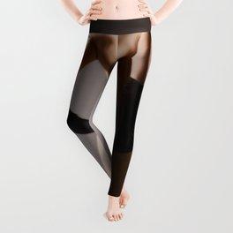 Tattooed Nude Leggings
