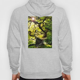 Beneath the Bodhi Tree Hoody
