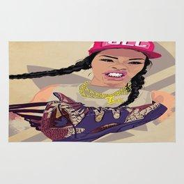 Teyana x Harlem GLC Rug