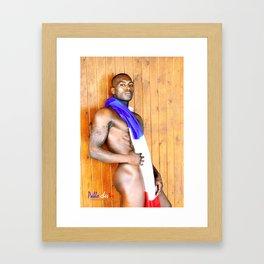 French hottie Framed Art Print