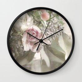 Fading Fast Wall Clock