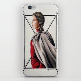 "Katniss Everdeen Mockingjay Part 2 ""Blood Red"" | Drawing iPhone Skin"