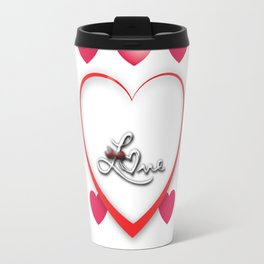 love for ever Travel Mug