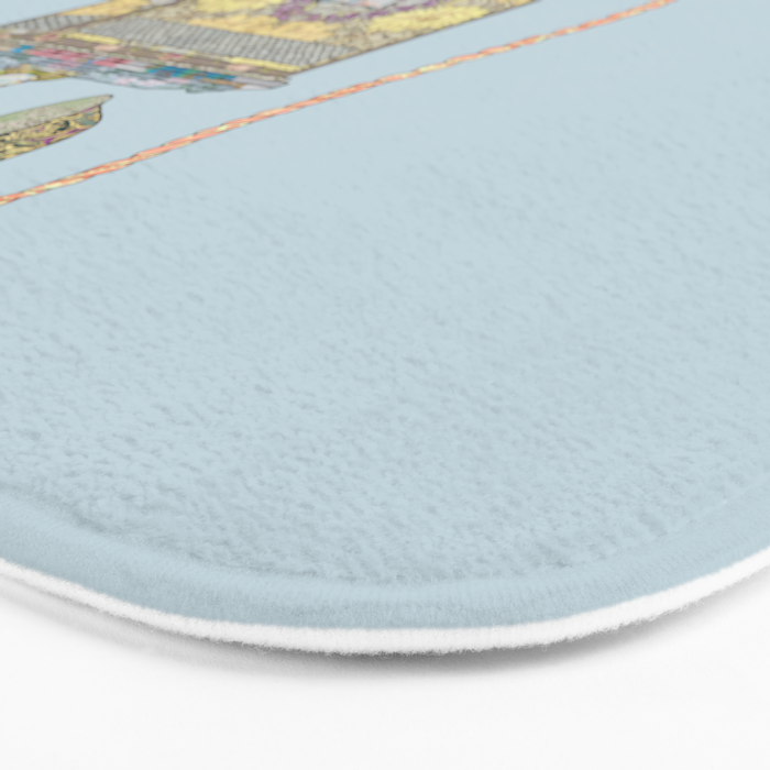 waiting for your call since 1896 Bath Mat