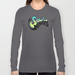 The Soul Miners logo collection Long Sleeve T-shirt