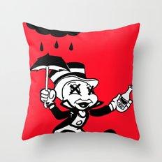 Jiminy  Throw Pillow