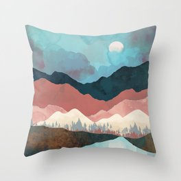 Fall Transition Throw Pillow
