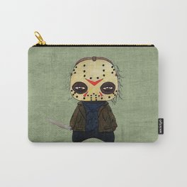 A Boy - Jason ( Friday the 13th) Carry-All Pouch