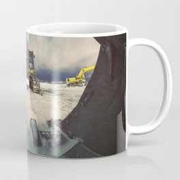 Mouth of the Machine Coffee Mug