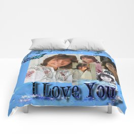David Cassidy - Musical Spark Comforters