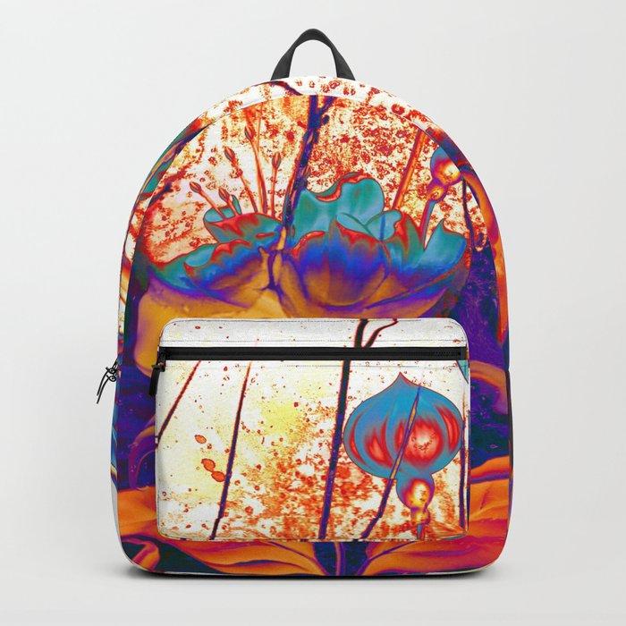pop fuchsia Backpack