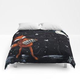 Moon Songs Comforters