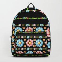 Daisy Boho Chic Backpack
