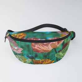 Colors of roses Fanny Pack
