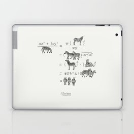 Alzebra Laptop & iPad Skin