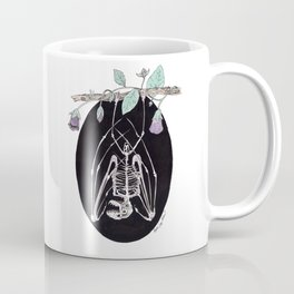 Belladonna Bat Coffee Mug