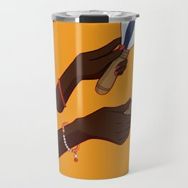 Cuban Maracas Travel Mug