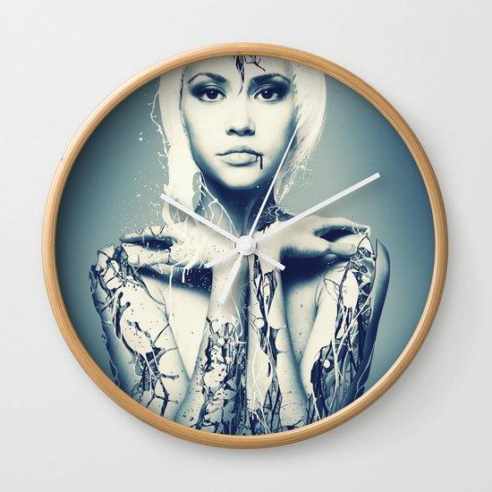 Beauty Expired Wall Clock