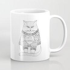 I hate humans. Mug