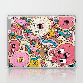Donut Doodle Laptop & iPad Skin