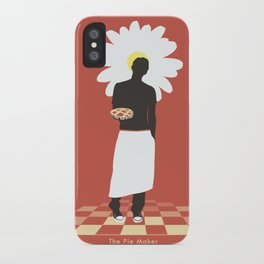 The Pie Maker iPhone Case