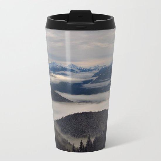 the hills Metal Travel Mug