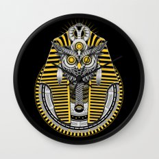 Guardian of the Afterlife Wall Clock