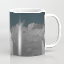 Cloudy blue Coffee Mug