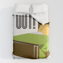 Lights Out! Comforters