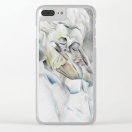 The musician Clear iPhone Case