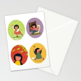 Activities Stationery Cards