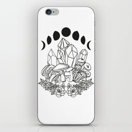 Witchy Designs iPhone Skin