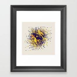 apophyse print shirt Framed Art Print