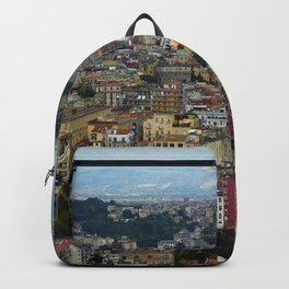 Napoli view Backpack