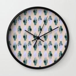 i wanna hold your hand Wall Clock