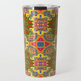 Ancients Commanding Travel Mug