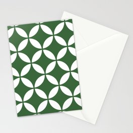 Palm Springs Screen: Kelly Green Stationery Cards
