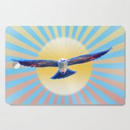 Hawk Starburst Cutting Board
