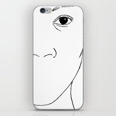 Freedom of Expression 2 of 3 iPhone & iPod Skin