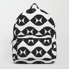 Geometric Pattern #172 Backpack