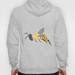 Abstract Bee Hoody