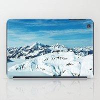alaska iPad Cases featuring Alaska by Elise Giordano