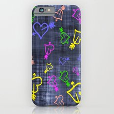 Hearts with Arrows Slim Case iPhone 6s
