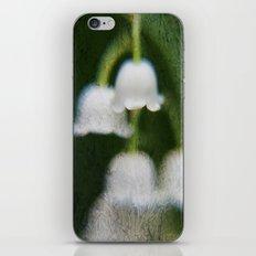 Turning to Stone iPhone & iPod Skin