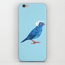Birdie Sanders iPhone Skin