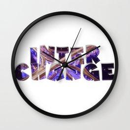 interchange Wall Clock