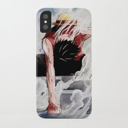 Luffy iPhone Case
