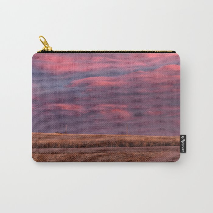East of Sunset Carry-All Pouch